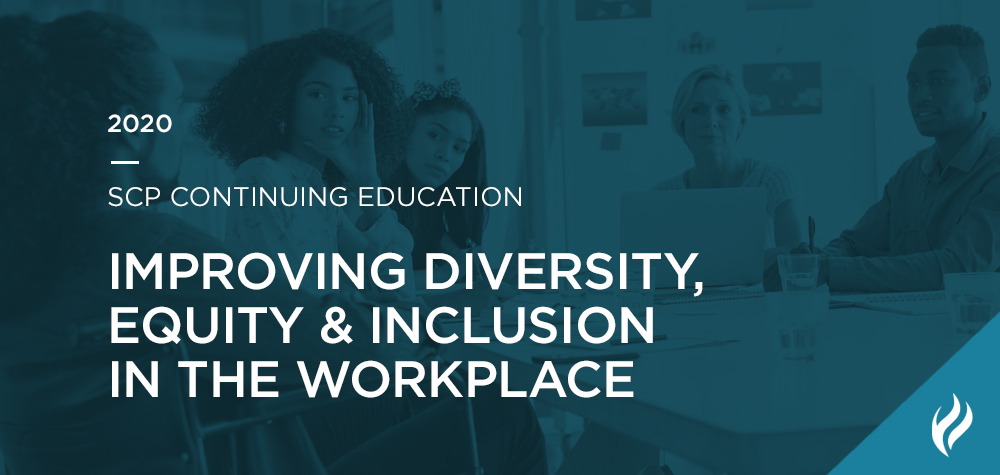 Diversity & Inclusion Continuing Education