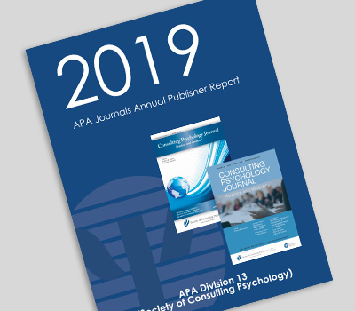 2019 Annual Publisher Report