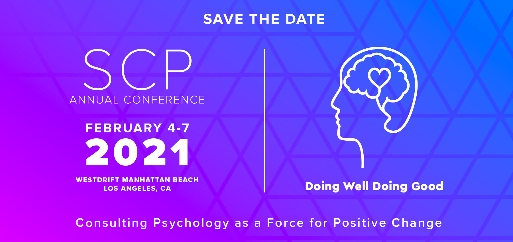 2021 SCP Annual Conference